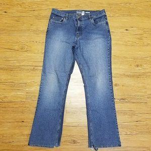 Vintage women boot cut jeans